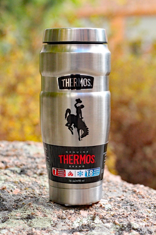 Spirit Products Ltd. Genuine Thermos Brand Tumbler (SKU 139158581068)