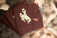 Spirit Products Ltd. Bucking Horse Napkins