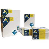 Economy Canvas Super Value Packs 16X20 5Pk