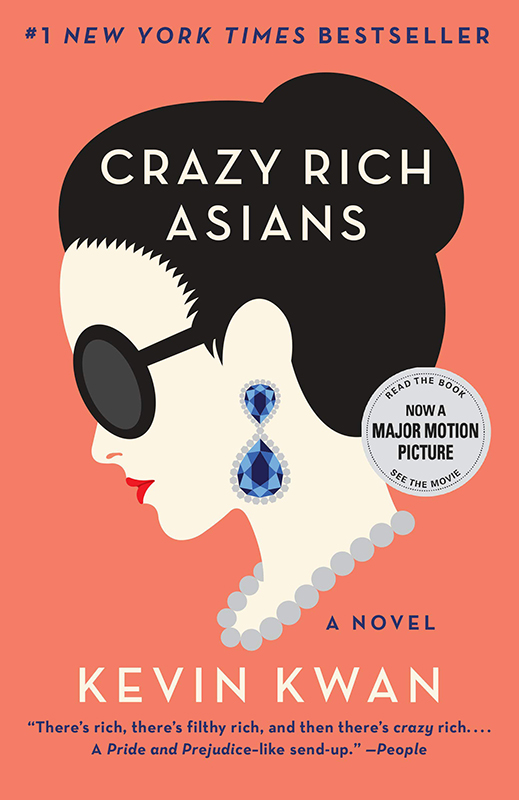 Crazy Rich Asians (SKU 139216131442)