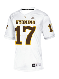 Adidas® NFLPA Josh Allen Wyoming Jersey
