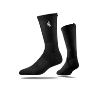Strideline® Embroidered Bucking Horse Socks