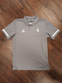 Adidas® Team 19 Bucking Horse Polo