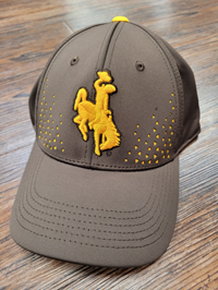 Top of the World® Triangle Die Cut Bucking Horse Cap