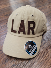 Top of the World® Airport Code LAR Cap