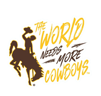 Wincraft® The World Needs More Cowboys Perfect Cut Decal