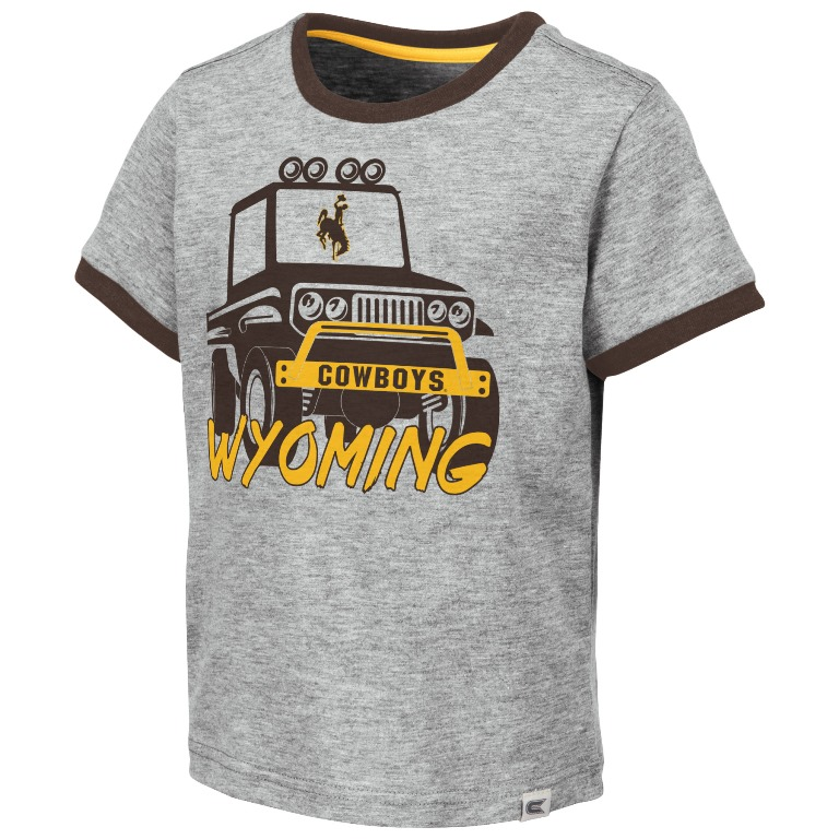 Colosseum® Toddler Wyoming Truck Tee (SKU 139536691178)
