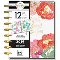 Year In Bloom Classic Happy Planner