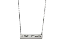 Fan Frenzy® University of Wyoming Coordinates Necklace
