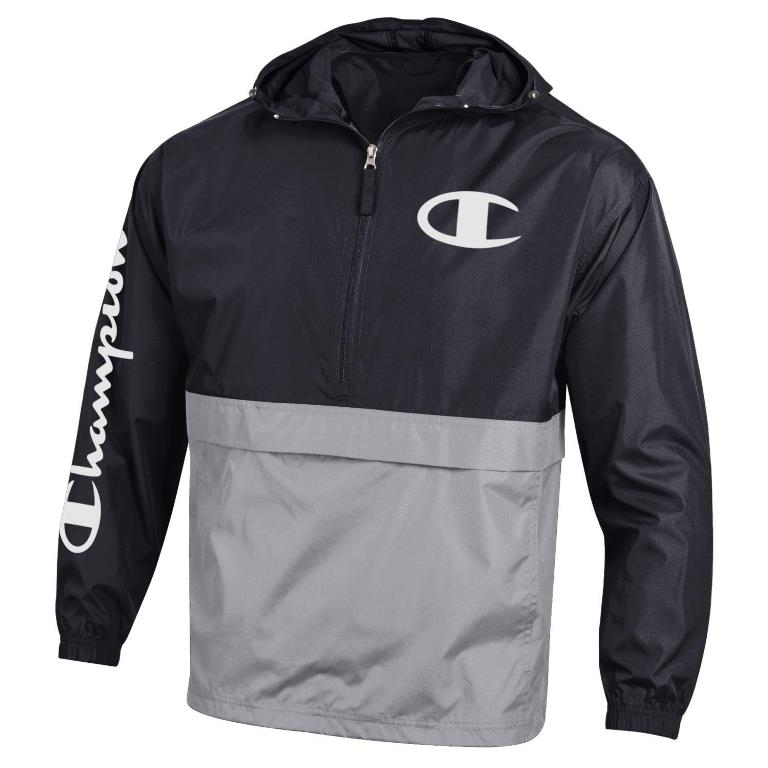 Champion® Branded Packable Jacket (SKU 139619161434)