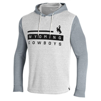 Under Armour® Wyoming Cowboys Waffle Hoodie