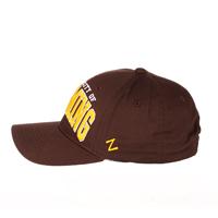 8C. Zephyr® University of Wyoming Cap
