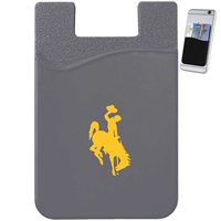 Silcone Bucking Horse Phone Wallet