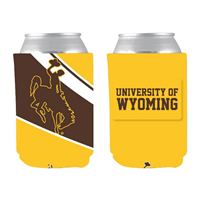 Bucking Horse Can Coozie (Multiple Sizes)