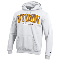 Champion® Wyoming Champion Script Co-Branded Hood