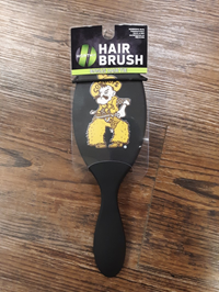 Pistol Pete Hair Brush