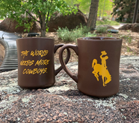 World Needs More Cowboys Mug