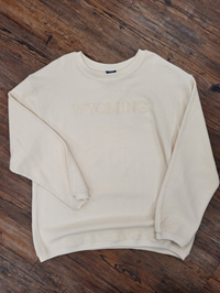 4F. MV Sport® Wyoming Corded Crew