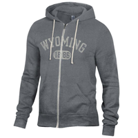 Alternative Apparel® Wyoming 1886 Rocky Full Zip Hoodie