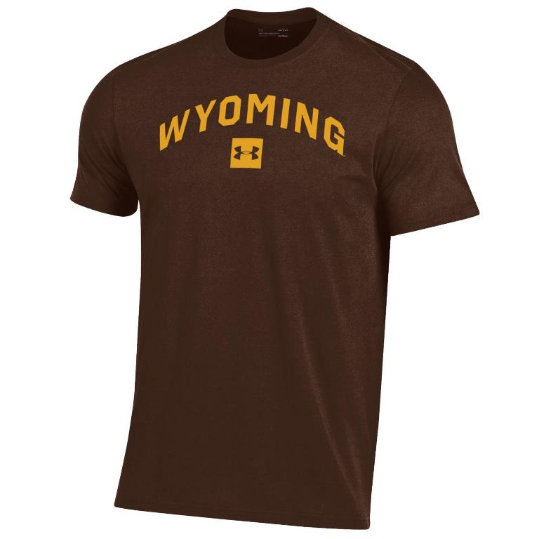 Under Armour® Performance Cotton Wyoming Tee (SKU 139900771185)