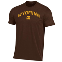 Under Armour® Performance Cotton Wyoming Tee