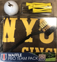 Wyoming Golf Gift Set