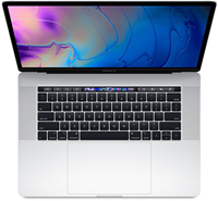 "15"" Macbook Pro W/ Touch Bar 512Gb Silver (Eol)"