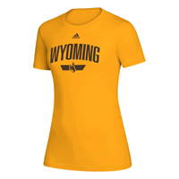 Adidas® Ladies Wyoming Performance Tee