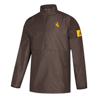 Adidas® Lightweight Wyoming 1/4 Zip Windbreaker