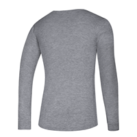 Adidas® Locker Room Wyoming Basketball Long Sleeve Performance Tee