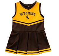 Colosseum® Infant Wyoming Cheer Dress