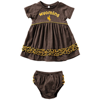 Colosseum® Infant Girls Wyoming Dress and Bloomer Set