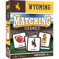 Wyoming Matching Game
