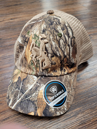 Top of the World® Real Tree Edge Mesh Bucking Horse Cap