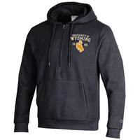 Champion® Sherpa University of Wyoming 1/4 Zip Hood