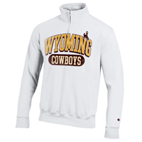 Champion® Wyoming Cowboys 1/4 Zip