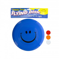 Smiley Flying Disc