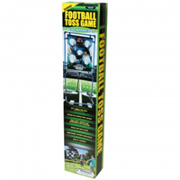 Beanbag Football Toss Game