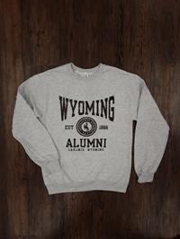 Jerzees® Wyoming Alumni Crew