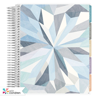 Planner Academic Kaleidoscope Neutral
