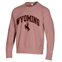 Champion® Retro Wash Reverse Weave Wyoming Crew