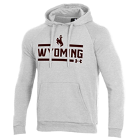 Under Armour® All Day Fleece Wyoming Hoodie