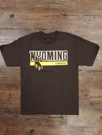 CI Sport® Wyoming Cowboys Tee
