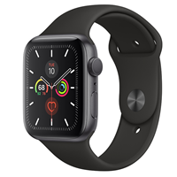 Eol Apple Watch Series 5 Gps + Cellular, 44Mm Space Gray Aluminum Demo