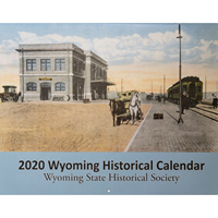 2020 Wyoming Historical Calandar
