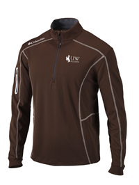 Columbia® Omni Wick Wyoming Alumni 1/4 Zip