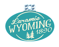Blue 84® Oval Two Pines Laramie Sticker