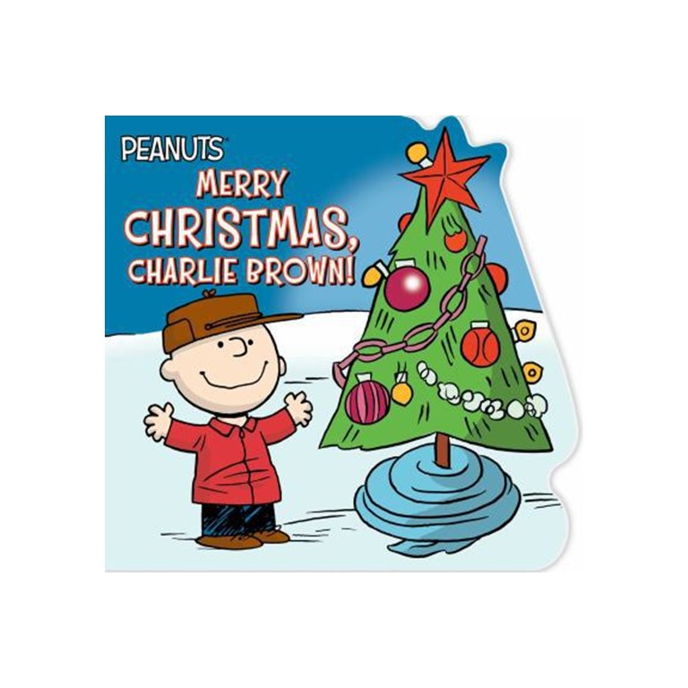 Merry Christmas Charlie Brown (SKU 140287001463)