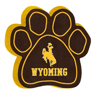 All Star Dogs® Wyoming Paw Squeak Toy
