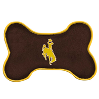 All Star Dogs® Wyoming Bone Squeak Toy